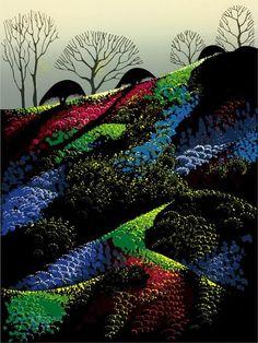 meadow by eyvind earle