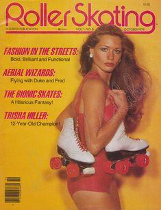 Roller Skating October 1979