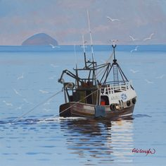 Frank COLCLOUGH - Sea Harvester
