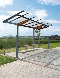 mmcité - products - bus shelters - regio