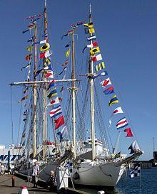 International maritime signal flags - Wikipedia, the free encyclopedia