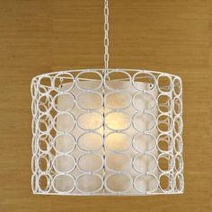 Oval Ring Drum Shade Pendant - option #4 kitchen
