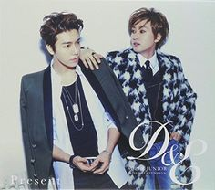 Donghae & Eunhyuk - Present
