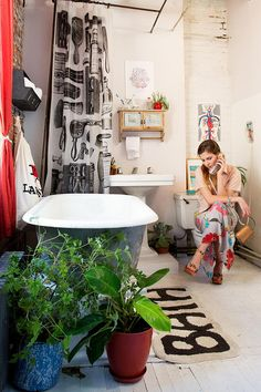 Home Catalog 2012 #urbanoutfitters #bath