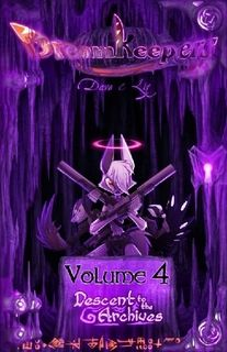 Welcome one and all to another MDM Projects comic review. In keeping with the recent theme, I'm continuing with Dreamkeepers and going with Dreamkeepers Volume 4: Descent to the Archives. Backgroun…
