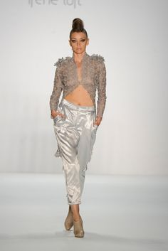 ELLE – Irene Luft - Mercedes-Benz Fashion Week Berlin – Frühjahr Sommer 2013