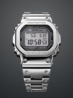 フルメタル耐衝撃構造 - GMW-B5000 - ORIGIN - 製品情報 - G-SHOCK - CASIO