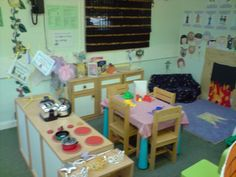 Year 1 Role Play: Fairy Tale Cottage