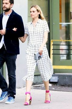MODEL-OFF-DUTY: GIGI HADID   STRIPED SHIRTDRESS   Le Fashion   Bloglovin'