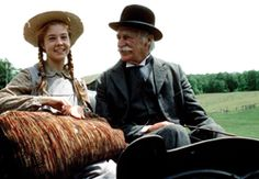 Anne of Green Gables- Anne Shirley and shy Matthew Cuthbert Jonathan Crombie, Road To Avonlea, Megan Follows, Gilbert Blythe, Anne With An E, Anne Shirley, Cuthbert, Kindred Spirits, Prince Edward Island