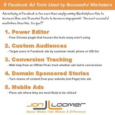 5 Facebook Ad Tools and Strategies Used by Successful Marketers