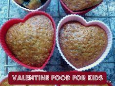 Valentine food for kids: