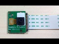 ▶ Raspberry Pi - Camera Tutorial... - YouTube