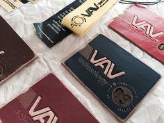 Denim accessories. Leather label. Badge.