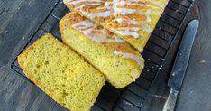 Citrónový koláč s makom Bread, Food, Basket, Eten, Bakeries, Meals, Breads, Diet