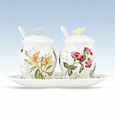 Discover Butterfly Meadow by Lenox, the No. 1 Casual Dinnerware in U.S. l Join Collectors Club #thewonderfulworldoflenox