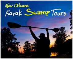 On New Orleans Kayak Swamp Eco-Tours you will explore the beauty of the swamps tours and plantations tours with small groups led by local eco-guides. New Orleans Swamp Tour, Tours New Orleans, Stuff To Do, Things To Do, Pearl River, Boat Tours, Kayaking, Insight, Places To Visit