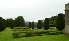Lanhydrock House and Garden: Gardens at Lanhydrock