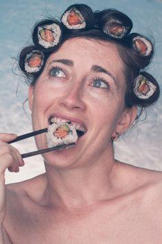 Sushi-Röllchen mal anders