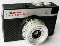 Soviet Camera - skulle gjerne hatt et slikt et, ja
