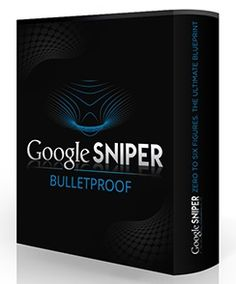 In 2009,George Brown released the controversial Google Sniper. It was an instant hit, transforming lives and creating instant freedom for hundreds of affiliate marketers around the world. It was one of the first products I ever promoted in the internet marketing industry. My first-ever commissions were actually from selling Google Sniper using the Google Sniper system! Today, I am pleased to bring you Google Sniper 3.0!