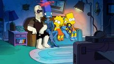 The best Simpson's couch gag