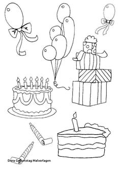 58 best happy birthday coloring pages images   happy birthday coloring pages, coloring pages