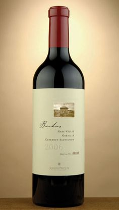 Phelps 2006 Cabernet Sauvignon, Backus Vineyard