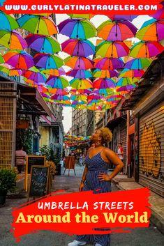 Asia Travel, Solo Travel, Girl Travel, Travel Around The World, Around The Worlds, Umbrella Street, Turkey Travel, Athens Greece, Photo Location