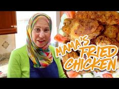 How to Cook Mamas Fried Chicken, Fries and Garlic Bread! Roast Chicken, Fried Chicken, Bread Recipes, Chicken Recipes, Gyro Meat, Lebanese Recipes, Garlic Bread, Poultry, Main Dishes
