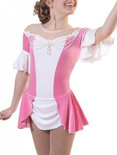 Jalie 2791 - Princess Skating Dress for Girls
