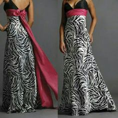 Jovani gown NWT jovani gown.  Super eye catching and flattering! Jovani Dresses Prom