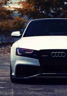 Audi is my favorite type of vehicle