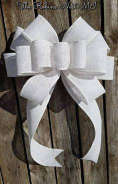 Diy Bow, Diy Ribbon, Ribbon Bows, Wired Ribbon, Ribbon Hair, Ribbon Flower, Fabric Flowers, Burlap Ribbon Crafts, Hair Bows