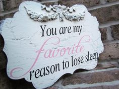 Favorite Reason to lose Sleep ♥my boys!