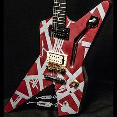 wiring eddie van halen shark wiring halen com welcome to van halen shark guitar replica 1