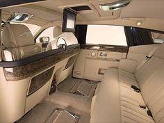 Rolls-Royce Phantom Interior