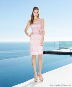 vestidos de fiesta cortos (2) - Gala novias