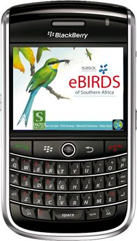 Everything South Africa – South African Sasol eBird App for iPhone,Blackberry and Android