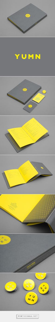 New Logo & Brand Identity for Yumn by Filthymedia — BP&O... - a grouped images picture - Pin Them All