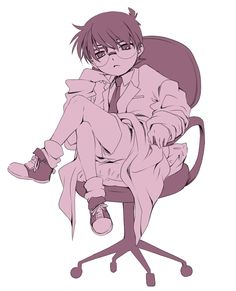 Conan-sensei