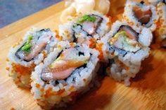 Boston Roll - Sushi.