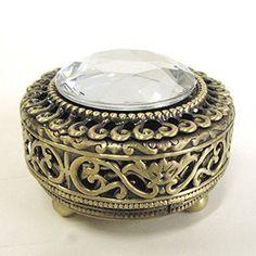 Mini Vintage Round Jewelry Decorative Trinket Box Ring bo... https://www.amazon.com/dp/B073W9YBSP/ref=cm_sw_r_pi_dp_U_x_s6NBAb0G72YVV