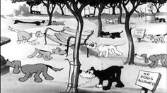 Silly Symphonies - Woody Goguenarde (1931) - YouTube