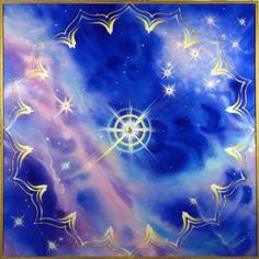 Message from Heros, Elohim of Love Orion, also known as Heros, is One of the Elohim serving our system of worlds. His Divine Complement is Angelica (Amora). I AM Orion Elohim of Love, that divine love Stargate, Cosmic, Mandala, Places To Visit, Spirituality, Hero, Clouds, Messages, World