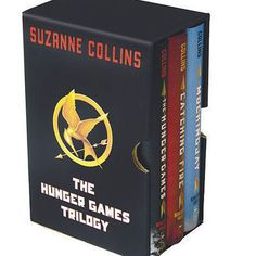 The Hunger Games- love it!