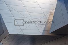 Architectural abstracts composition on Crestock