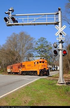 BELTON | ANDERSON COUNTY | SOUTH CAROLINA | USA: *Pickens Railway* Photo: Anthony Davis, via railpictures.net