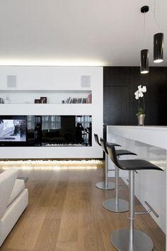 decoração de interiores com piso durafllor