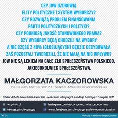 JOW nie są lekiem na całe zło społeczeństwa polskiego,  jakiegokolwiek społeczeństwa.